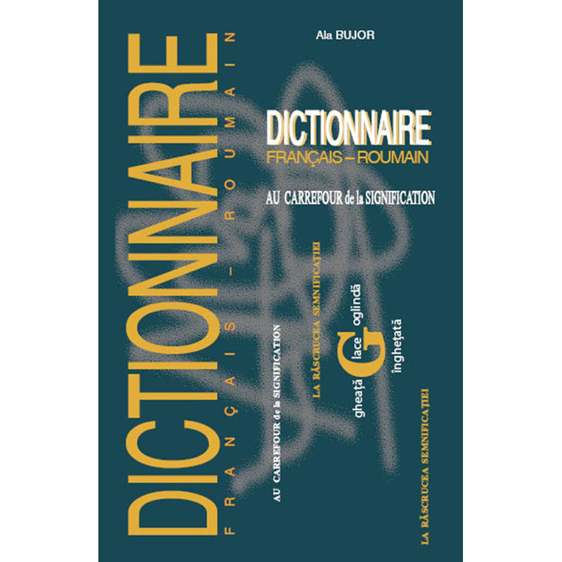 Dictionnaire francais-roumain