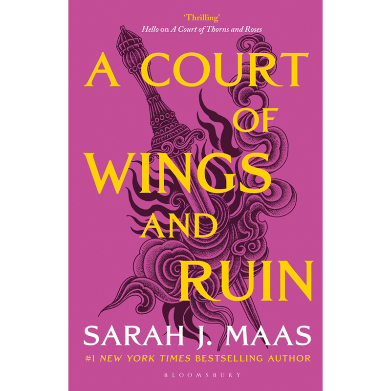 COURT OF WINGS & RUIN (3), MAAS