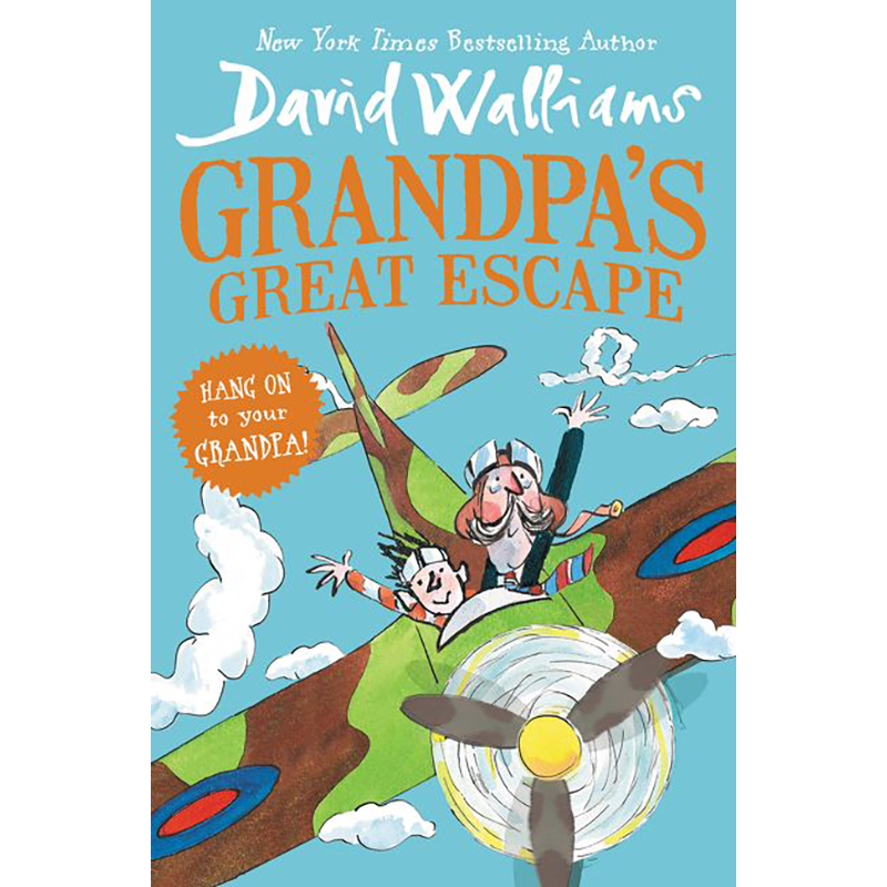 GRANDPAS GREAT ESCAPE, WALLIAMS
