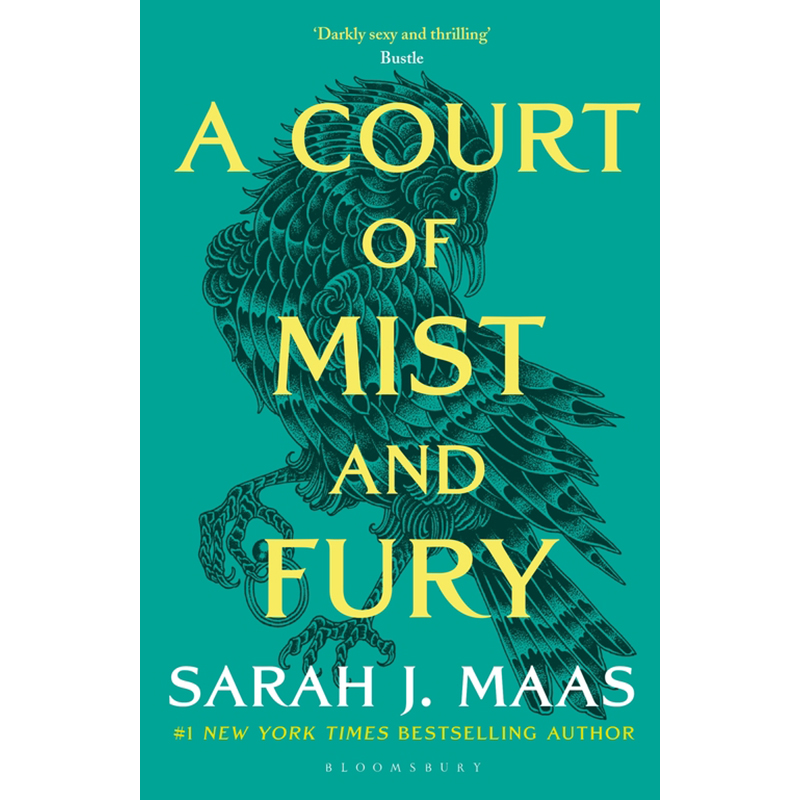COURT OF MIST & FURY (2), MAAS