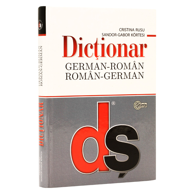 Dictionar german-roman roman-german (cart)