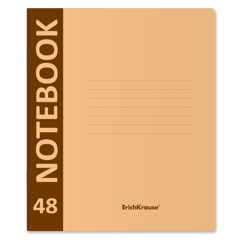 NOTEBOOK, portocaliu