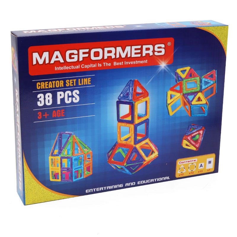 Set construcție magnetic Magformers