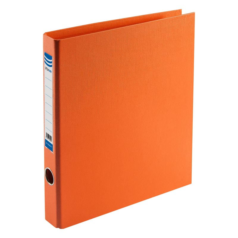 Biblioraft A4/2D/35mm, OfficeLine, PVC, ORANGE