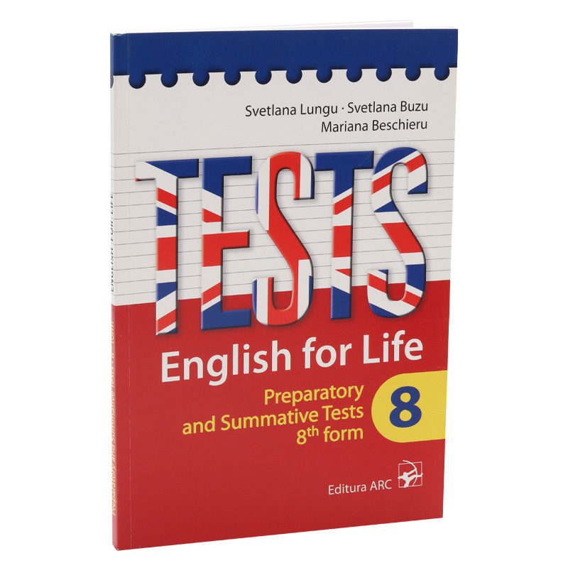 English for life cl.8. Preparatory&Summative TESTS