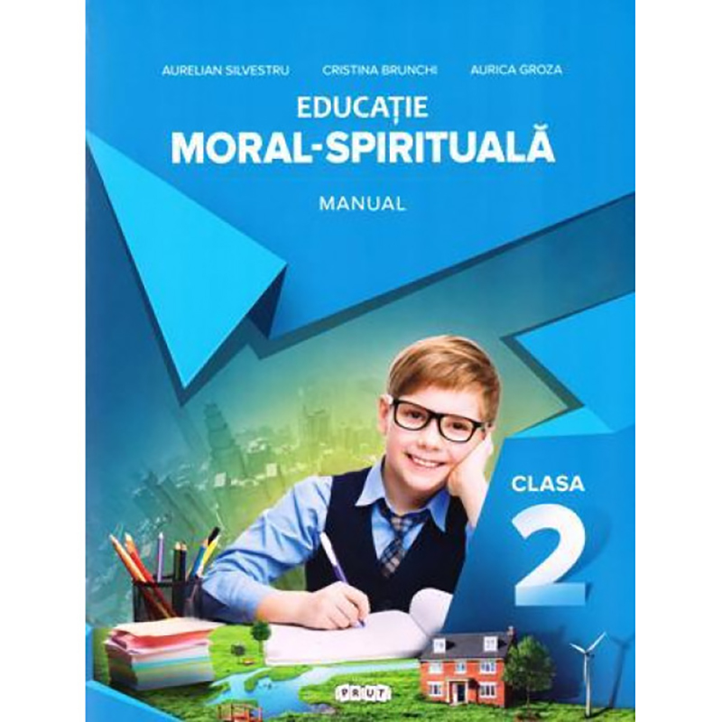Educatie mor-spirituala. Manual cl.2